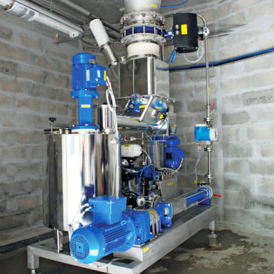 Anlagen Steigerung Energieeffizienz Prozessoptimierung Foerdertechnik Anlagenbau Engineering