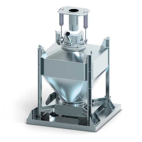 Container Containerhandlingsanlagen Anlagenbau Endeco Engineering