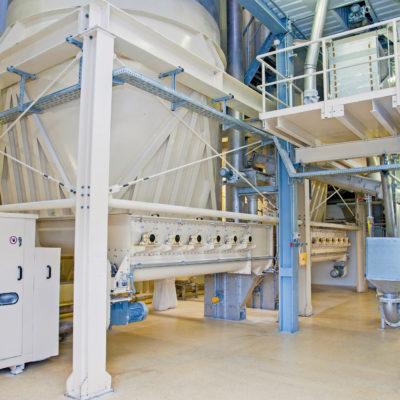 Dosieranlagen Mischanlagen Siebanlagen Abfuellanlagen Behälter Anlagenbau Endeco Engineering