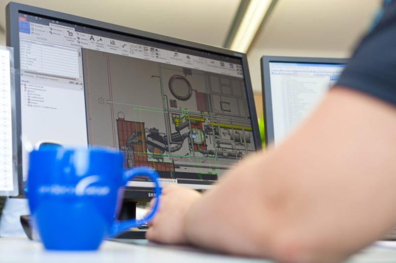 Prozessingenieur Prozesstechniker Fluiddynamikprozesse Karriere Endeco Gmbh Anlagenmechanik Anlagenbau