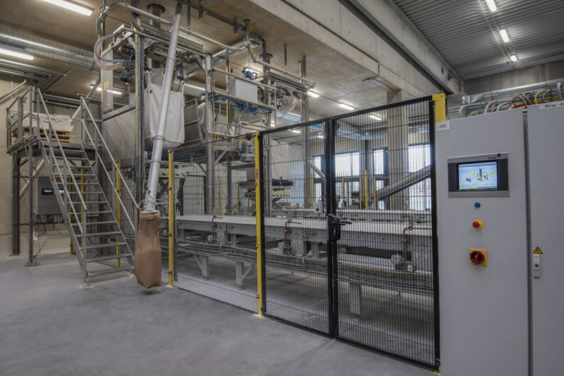 Big Bag Handling Befuellstation Industrie Befuellanlagen Anlagenmechanik Endeco