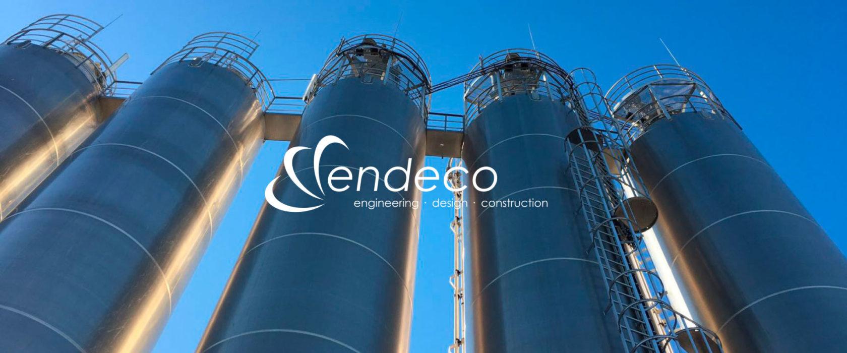 Endeco Anlagenbau Engineering Konstruktionstechnik Anlagenbauer
