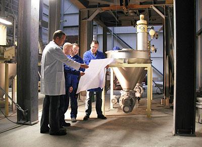 Endeco Beratung Anlagenbau Industrieanlagen Apparate Behaelter Engineering
