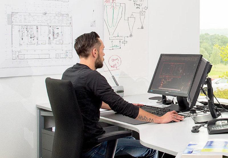 Endeco Karriere Job Engineering Ingenieur Anlagenbau Planung Konstruktion