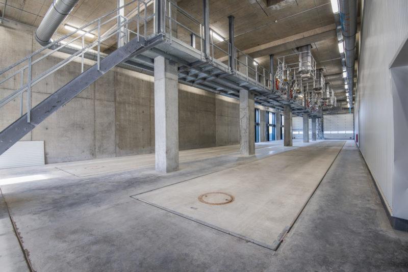 Silo Siloanlagen Silomechanik Endeco Befuellanlagen Abfuellanlagen Anlagenmechanik